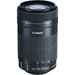 Canon EF-S 55-250mm F/4-5.6 IS STM Camera Lens